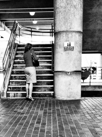 People Watching Streetphotography Urban Landscape Bkackandwhite