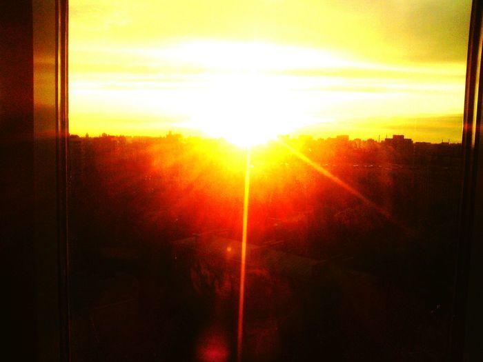 Sunny Sunny Day Sun Sunset