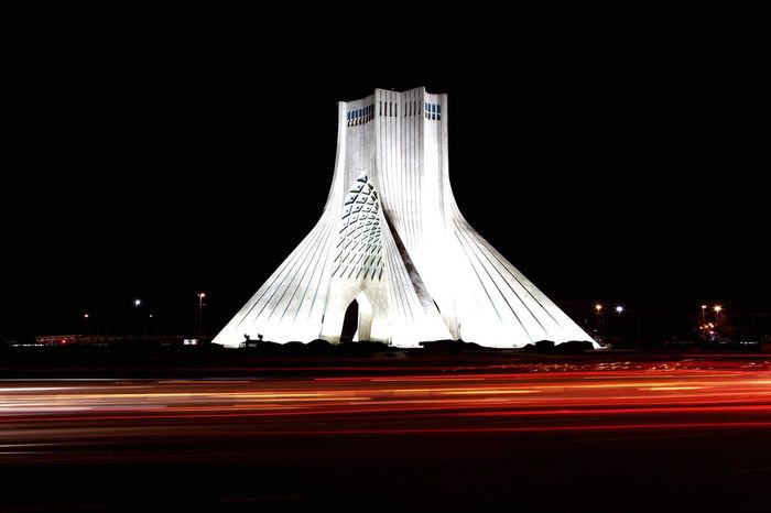 Azadi tower in the night at Tehran Night Speed Motion Illuminated EyeEm Diversity Azadi Square Azadi Tower In Tehran Azadi Tower Tehran At Night Tehran Iran Tehran Streets Tehran Night Long Exposure City Architecture No People The Great Outdoors - 2017 EyeEm Awards The Architect - 2017 EyeEm Awards The Street Photographer - 2017 EyeEm Awards BYOPaper! Live For The Story Sommergefühle Mobility In Mega Cities The Architect - 2018 EyeEm Awards