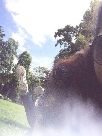 Persian Girl Sommer Enjoying Life Switzerland Stadtpark 😜 Addidas Love Shoes