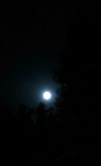Cleveland Texas, Blue Moon simply beautiful. No people Illuminated Moon Moonlight Dark Sky Full Moon Sky Only