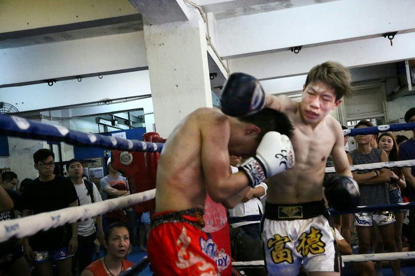 直搗黄龍 Light And Shadows Billy Gym's, Inter- Gym's Thai Boxing HKMTA MAUY THAI Alternative Fitness Hong Kong