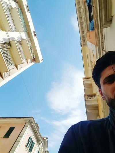 Buongiorno Good Morning Goodmorning EyeEm  Pescara Abruzzo - Italy Photography First Eyeem Photo Photooftheday Yeah! Selfie-millionaires Selfie ✌