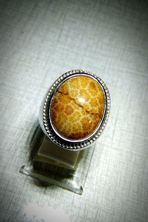 Sarang Tawon Indonesian Gems Agate Stone Gemstones Freshness Close-up