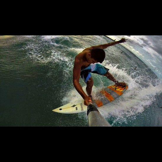 Lavando a alma! 🌊🏄🙌 Allallauu Gopro Goprophototheday Goprosurf Goprohero4 Goprobrasil Goproselfies Surf Surfstorm Surfingiseverything LiveTheSearch Session
