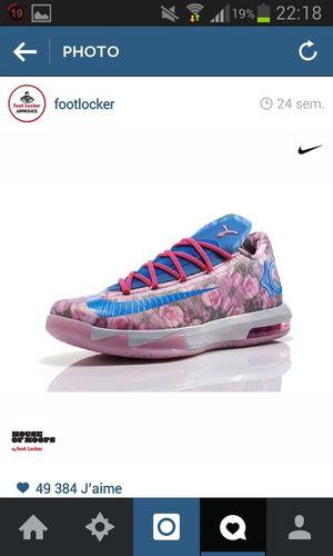 KD Basketball ❤ Hoop Life