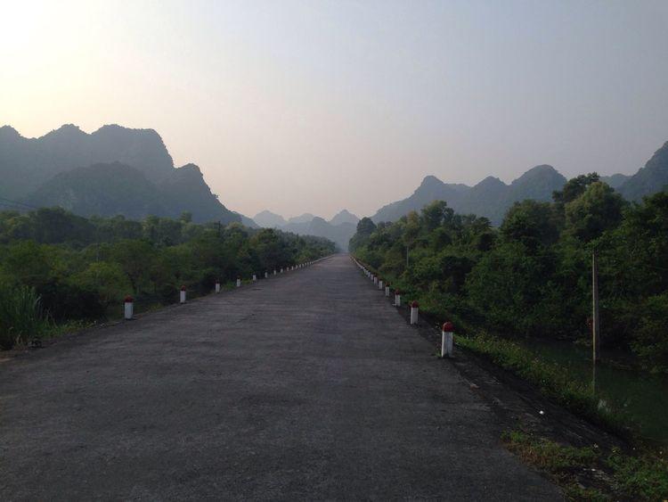 Far Far Away No Filter in Vietnam