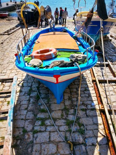 Sampieri Ragusa Sicily Italy Travel Photography Travel Voyage Traveling Mobile Photography Fine Art Backlight Fishing Boats Colorful Reflections And Shadows Mobile Editing The Great Outdoors With Adobe