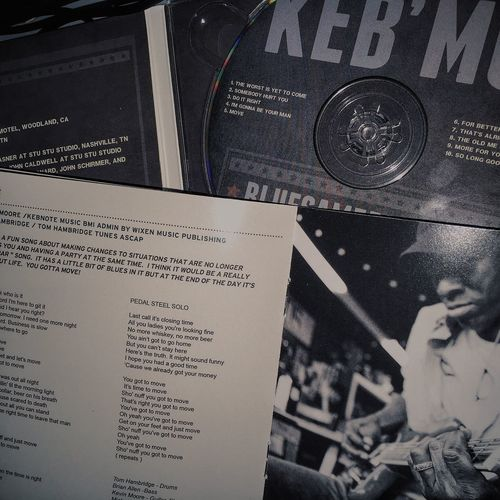 TakeoverMusic Keb'mo Music Blues