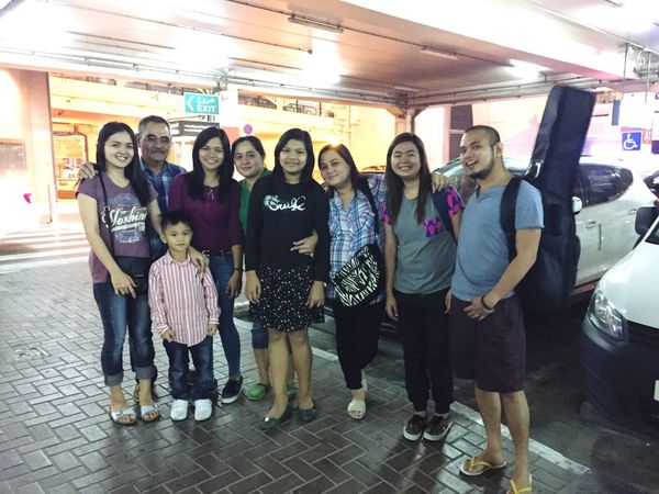 Dubaiairport Family Happiness Blessed  Blessing Vacation Tourist Enjoy