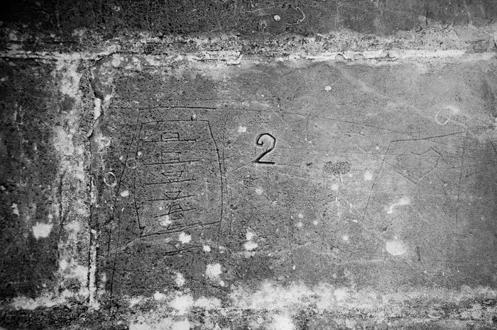 Second Engraved Engraved Stones Engraving Full Frame Nikonphotography No People Outdoors Vscocam Weathered