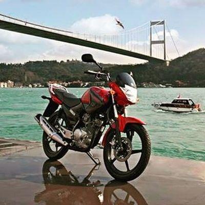 Yamaha Ybr 125  Istanbul Boğaz Cok Yakında