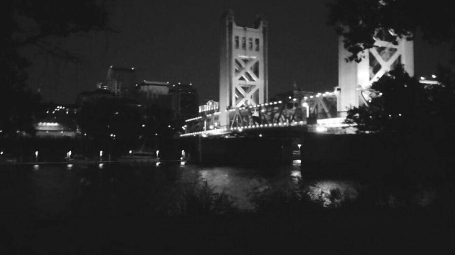 Sacramento River Sacramento Oldsacramento Bridge