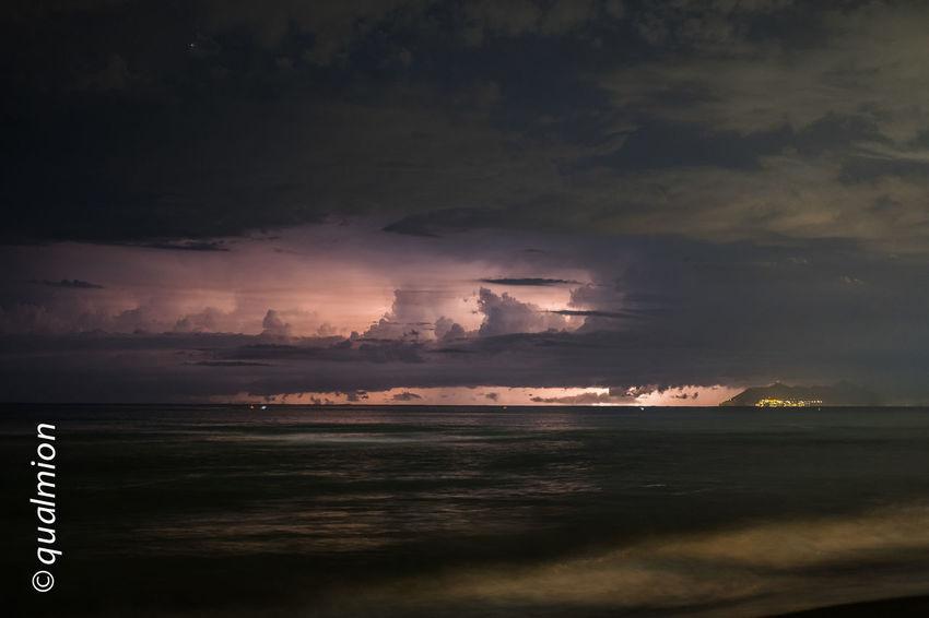 Dark Dark Clouds Dark Sky Land Light Nature Perspective Rain Reflection Sky And Beach Sky And Clouds TunderStorm Beach Clouds Light And Shadow Outdoors Rainy Season Sand Sandy Beach Sea Sky Tunder Tunderlight