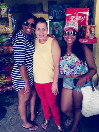 Tbt ❤ Fam[ily] Familytrip Bahiadelasaguilas #grandma