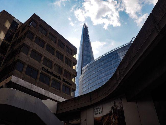London Urban Buildings Theshardlondon