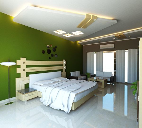 Contemporary bedroom design for subtle ambience :) #sandy@worxs