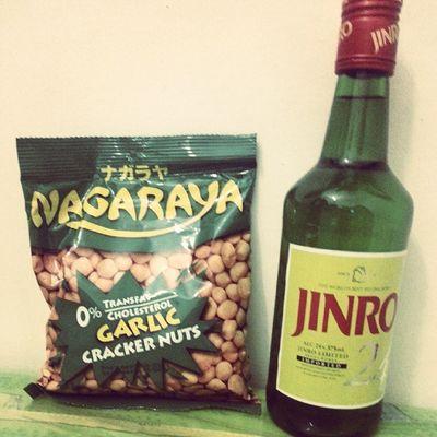 Perfect! Sujo & Nagaraya on a lonely night. 😁😁😁😉