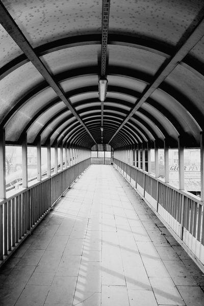 Streetphotography Article Blackandwhite Black And White Street Photography OpenEdit Travel Bridge