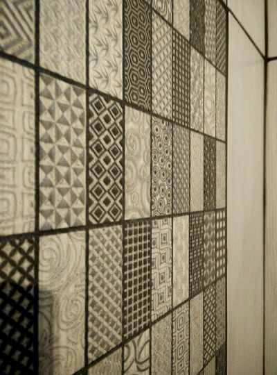 Architectural Feature Backgrounds Close-up Day Design Full Frame Geometric Shape No People Pattern Repetition Tile