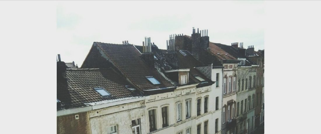 Ynk Window View City EyeEm Sg Brussels Chillin' High View