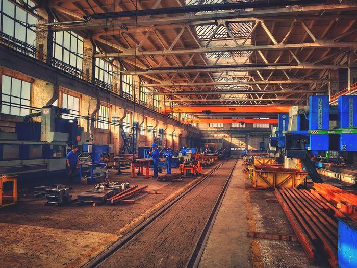 Crane Factory