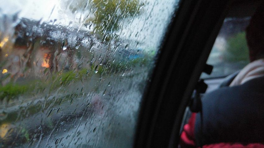 Heading to home Car Car Interior Close-up Day Drop Glass - Material Hungarian Hungary Land Vehicle Mode Of Transport One Person Rain RainDrop Rainy Season Real People Transparent Transportation Traveling Trip Vehicle Interior Water Weather Wet Window Windshield