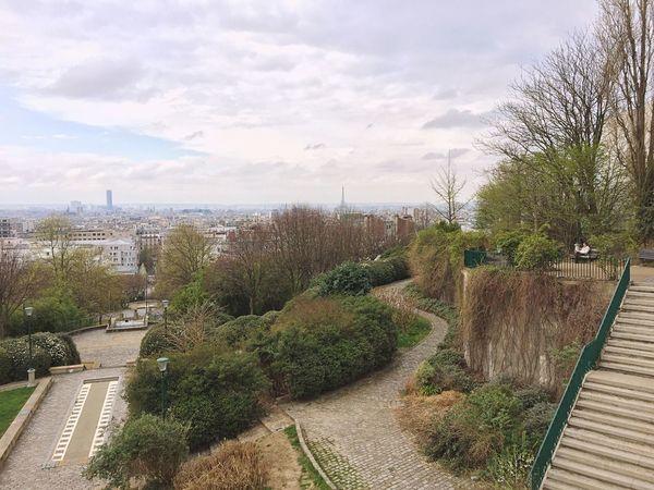 Park Paris Sky Vegetable Relaxing France EyeEmNewHere
