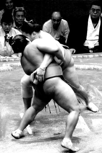 Sumo Sumo Check This Out Monochrome Japan Japanese Culture Blackandwhite Black & White Japan Photography Tokyo Basho Sports Photography