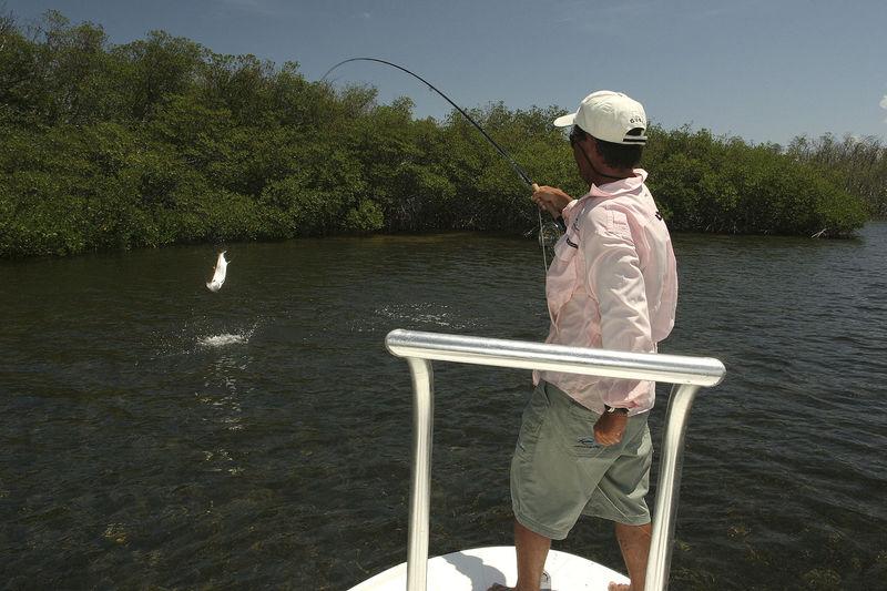 game fishing in