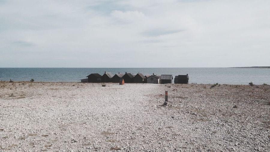 Ocean Fishing Lodge Houses
