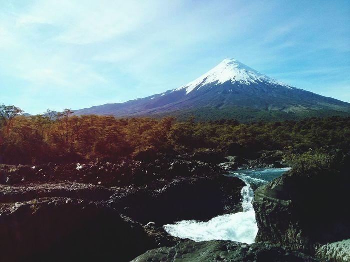 Osorno Volcano,