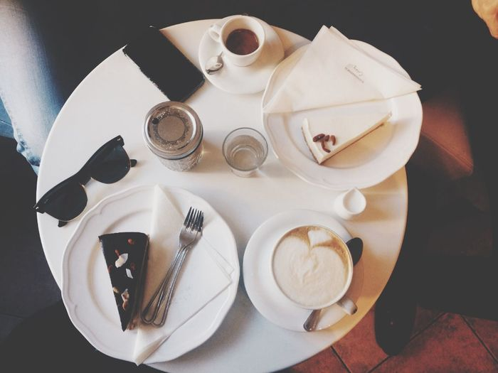 Cappucino Tea Is Healthy Reading Vscocam