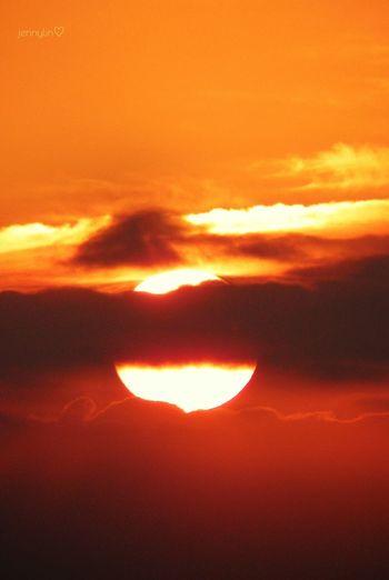 05 : 29 ⛅ 山嵐雲影.
