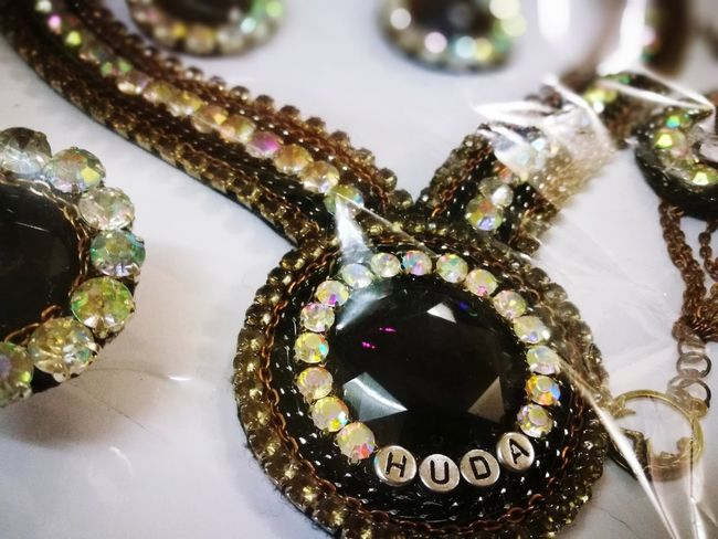Jewelry Wealth Close-up Fayrouzah ❤❤ In My Little Project Fayrouzah Do It Myself Diy Project Fashion Gemstone  EyeEmNewHere Accessories ❤ By Me 👆