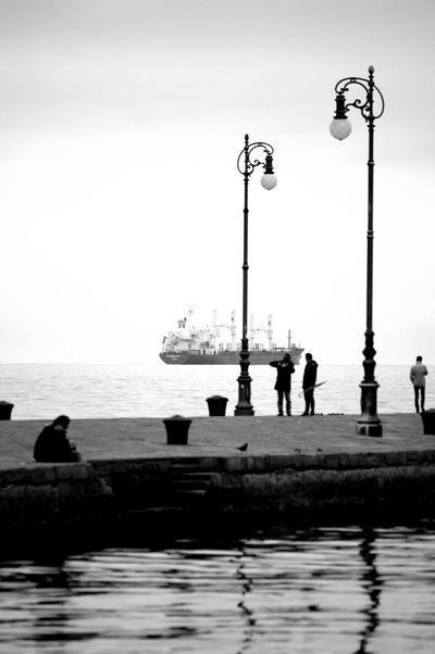 Molo Audace Trieste Italy Trieste Triesteraccontatrieste Friuli VeneziaGiulia  Triestephotodays Trieste2016 TriesteSocial