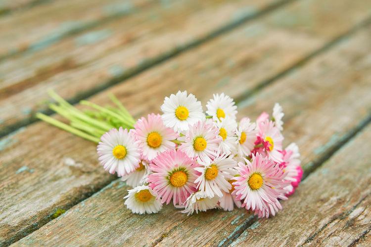 A bouquet of