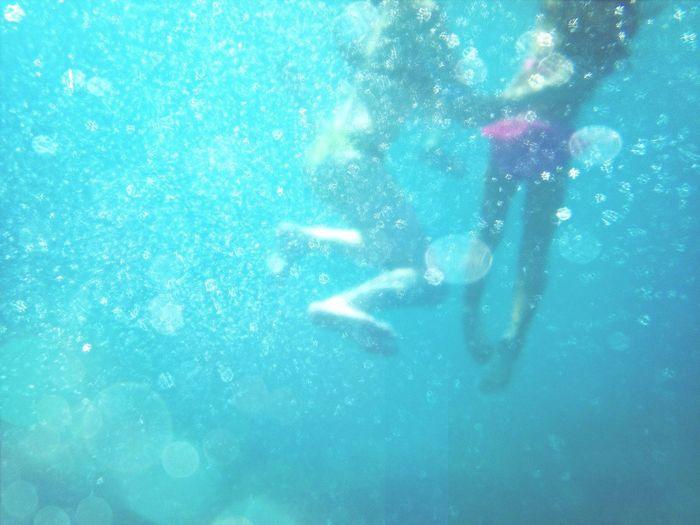 Underwater Bubbles Gee09 25 Days Of Summer
