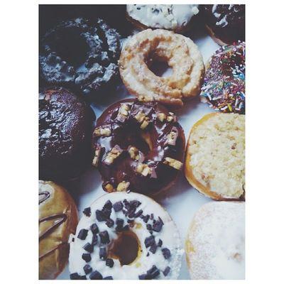C R A V I N G S ? ? ? KrispyKreme Doughnuts