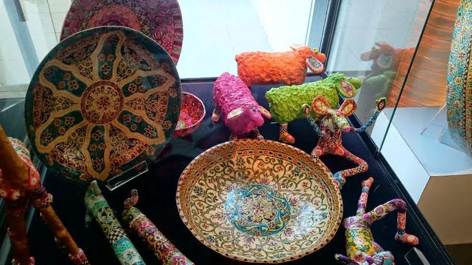 Exhibition Night At The Museum Ceramic
