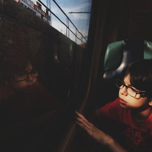 It is good to have an end to journey toward; but it is the journey that matters, in the end. Ernest HemingwayIPhone 5S 5S Photojournalism The Illusionist - 2014 EyeEm Awards The Portraitist - 2014 EyeEm Awards