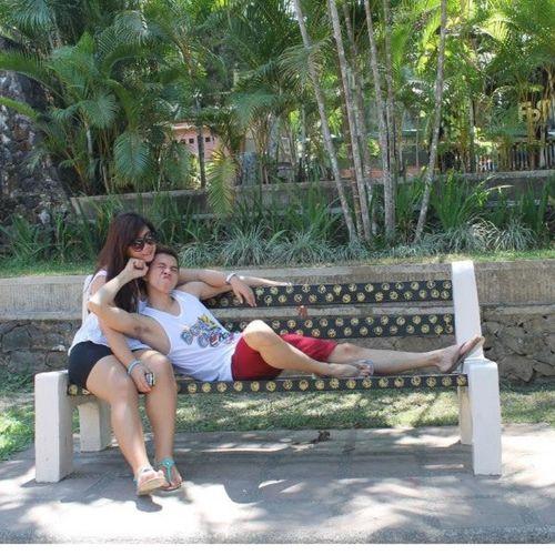 happy couple in summer Summertime Summer2015 👍👌✌☝🔛🔝😎🏊🏄😘🌅☁🌞☀