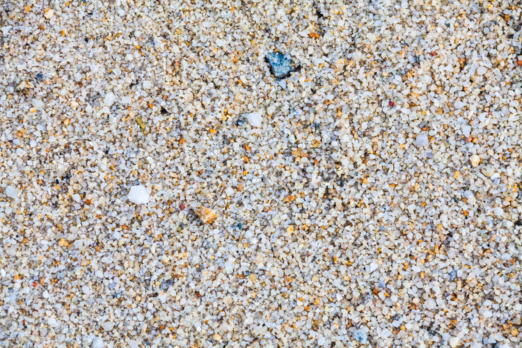 Close up view of hard sand texture for blur background Full Frame Backgrounds No People Textured  Close-up Nature Day Outdoors Directly Above Food And Drink Solid Food Abundance High Angle View Still Life Beach Pattern Sand Freshness Pebble