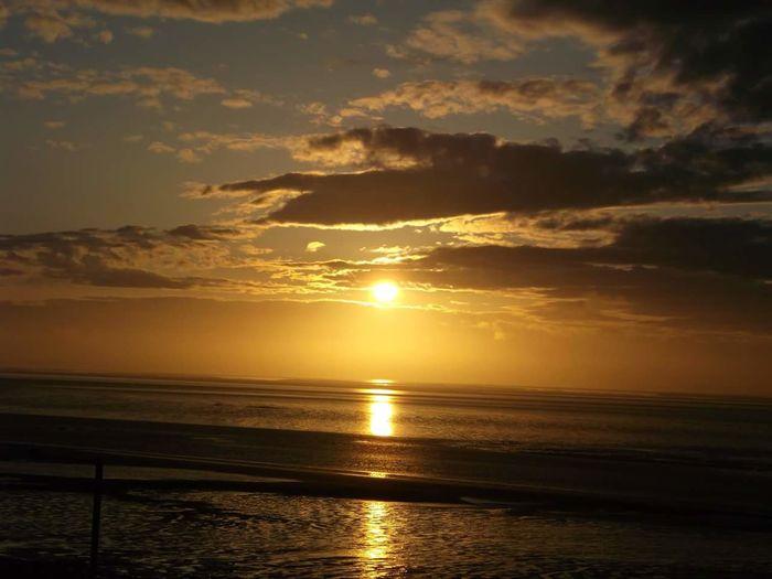 Morecambe Morecambe Bay  Sunsets Lancashire UK Landscape #Nature #photography