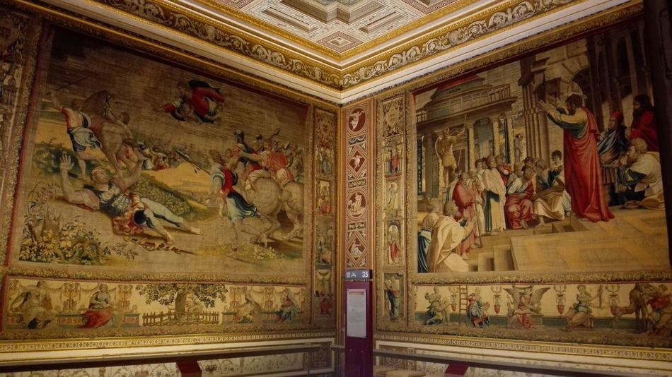 Palazzo Ducale Palazzoducale Gonzaga Mantova Fresco Architecture History Indoors  Travel Destinations Built Structure Bas Relief