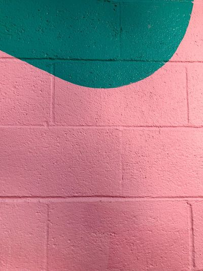 Colors Oregon Portland Pdx Green Pink Mobile Photography ShotOnIphone Colors Green Color Close-up Outdoors