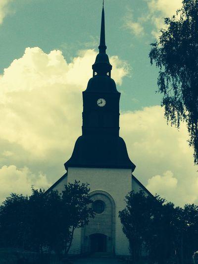 Överkalix kyrka | Överkalix | Norrbottens län | Sverige