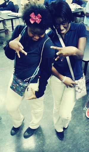 me &'d twin (: