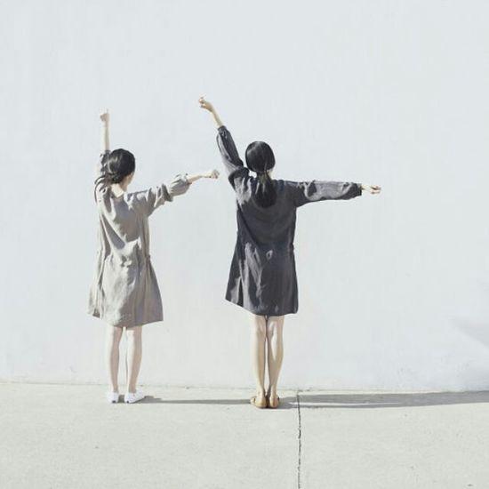 Girl Photoshooting 写真 少女 简洁 青春 北京 服装 Minimal