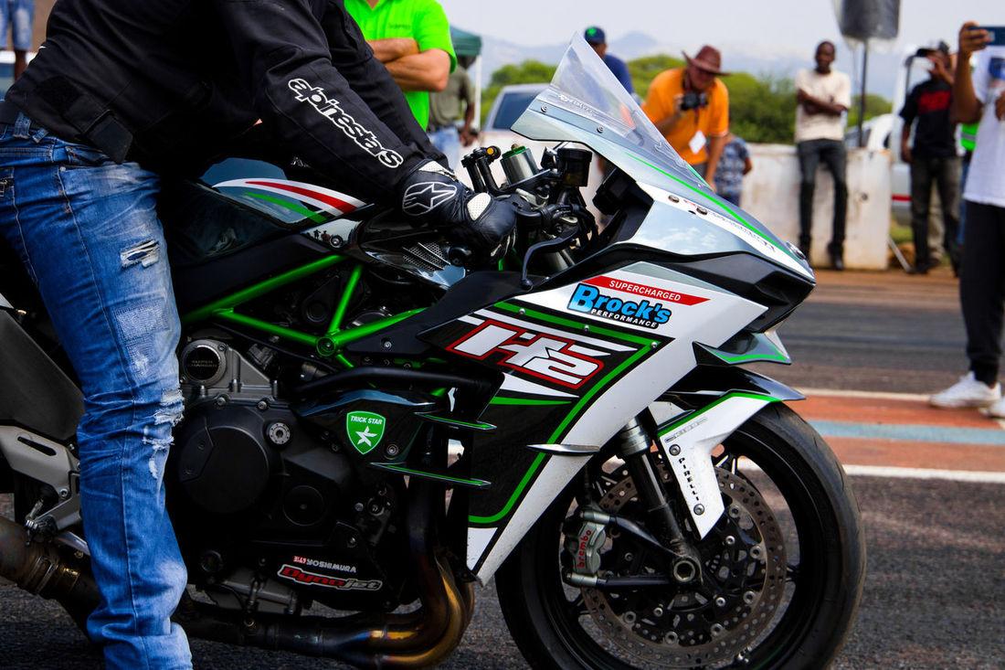 Website use PERFECT Kawasaki H2